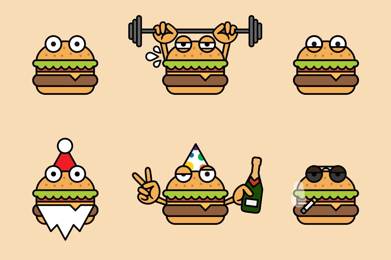 burgerdudes-mascot